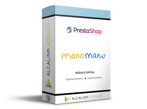 Module officiel Manomano Prestashop