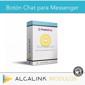 Módulo Prestashop Chat Facebook Messenger