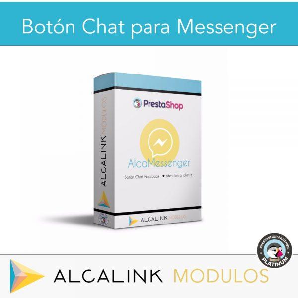 Módulo Prestashop Chat Facebook Messenger