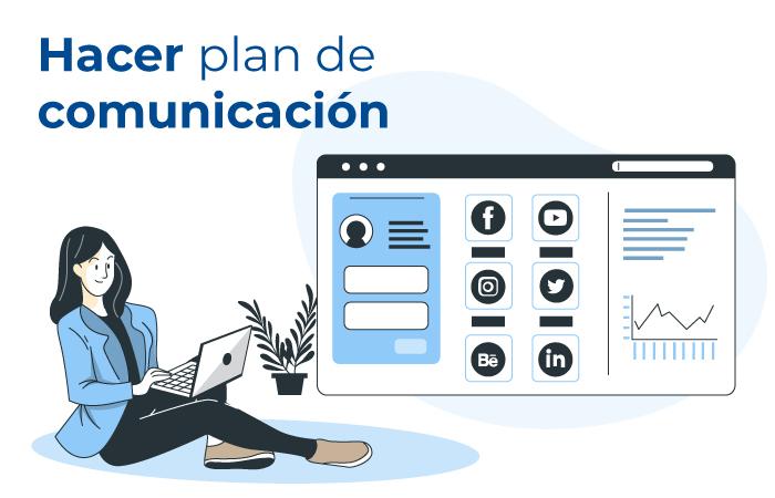 hacer plan de comunicación